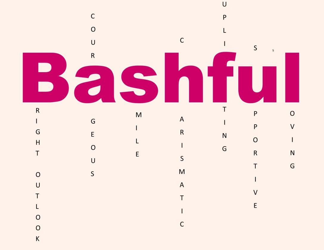 Bashful Revised